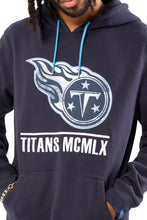 Load image into Gallery viewer, NFL Tennessee Titans Men's Embroidered Hoodie|Tennessee Titans