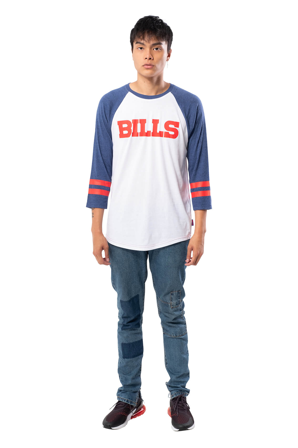NFL Buffalo Bills Men's Baseball Tee|Buffalo Bills
