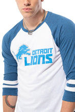 Load image into Gallery viewer, NFL Detroit Lions Men's Baseball Tee|Detroit Lions