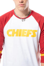 Load image into Gallery viewer, NFL Kansas City Chiefs Men's Baseball Tee|Kansas City Chiefs