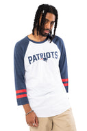 NFL New England Patriots Men's Baseball Tee|New England Patriots