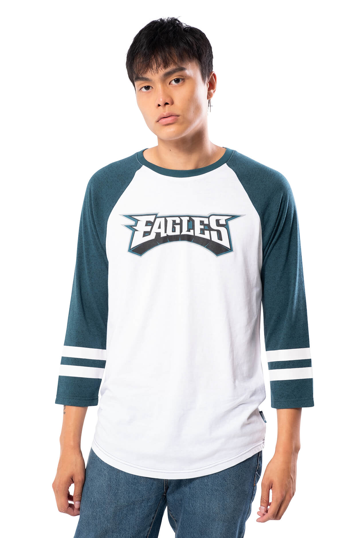 NFL Philadelphia Eagles Men's Baseball Tee|Philadelphia Eagles