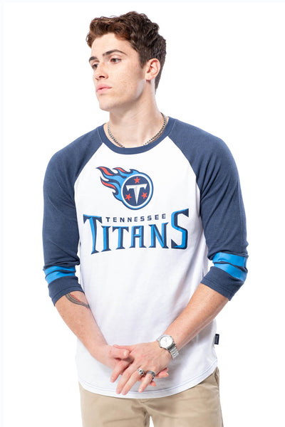 NFL Tennessee Titans Men's Baseball Tee|Tennessee Titans