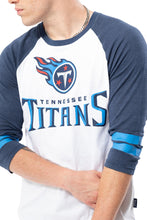 Load image into Gallery viewer, NFL Tennessee Titans Men's Baseball Tee|Tennessee Titans