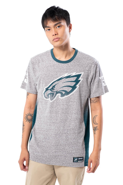 NFL Philadelphia Eagles Men's Vintage Ringer Short Sleeve Tee|Philadelphia Eagles