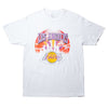 La Lakers x Round Two Tee in White