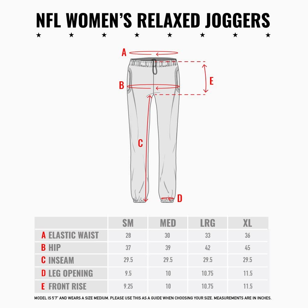 NFL New England Patriots Women's Basic Jogger|New England Patriots