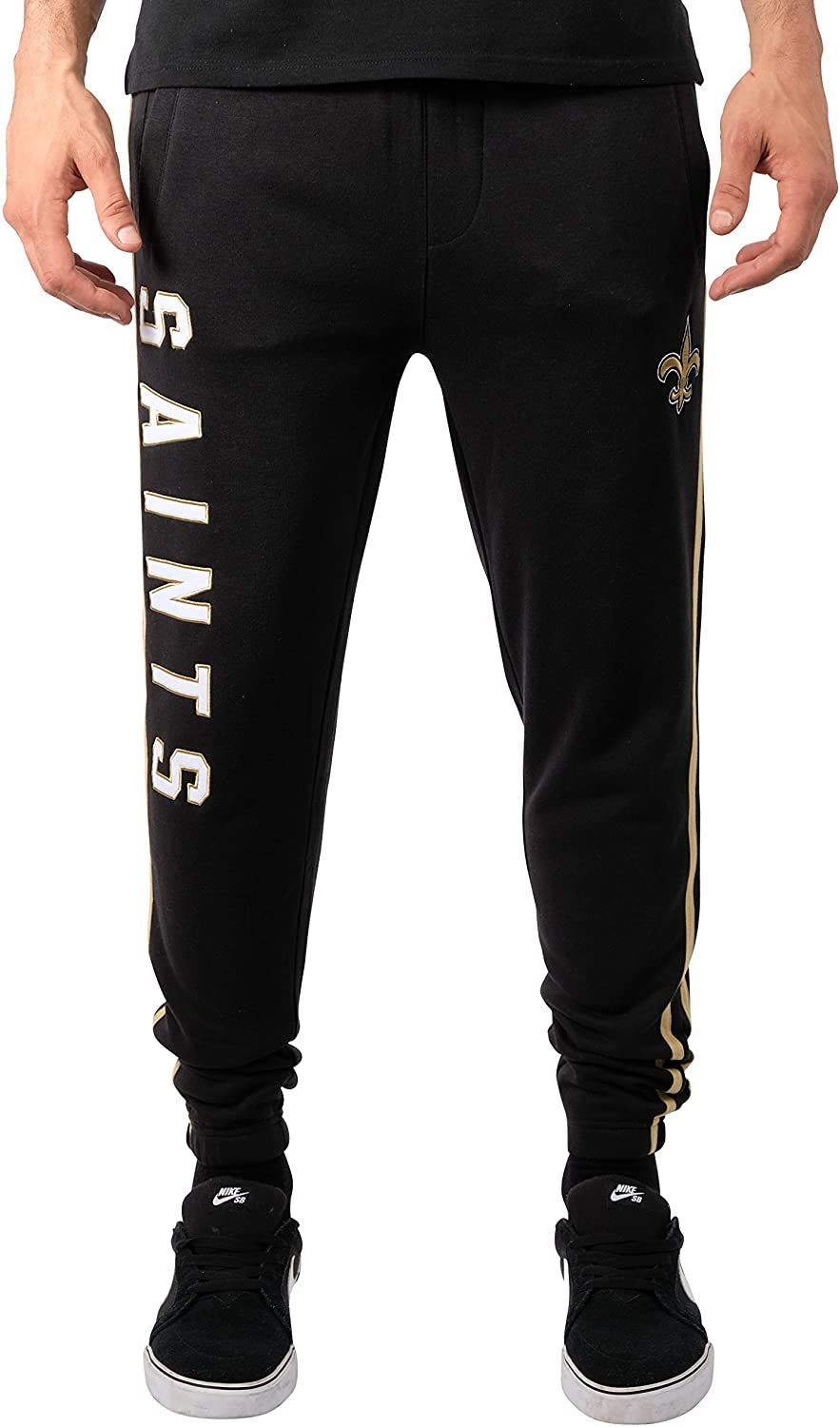 NFL New Orleans Saints Men's Basic Jogger|New Orleans Saints