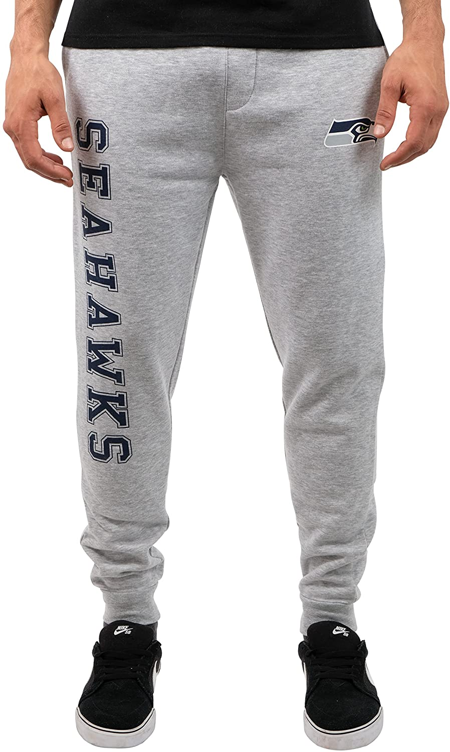 NFL Seattle Seahawks Men's Basic Jogger|Seattle Seahawks