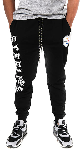 NFL Pittsburgh Steelers Men's Basic Jogger|Pittsburgh Steelers