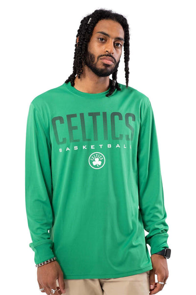 NBA Boston Celtics Men's Long Sleeve Tee|Boston Celtics