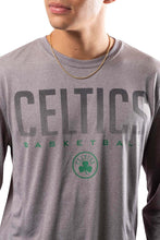Load image into Gallery viewer, NBA Boston Celtics Men's Long Sleeve Tee|Boston Celtics