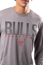 Load image into Gallery viewer, NBA Chicago Bulls Men's Long Sleeve Tee|Chicago Bulls