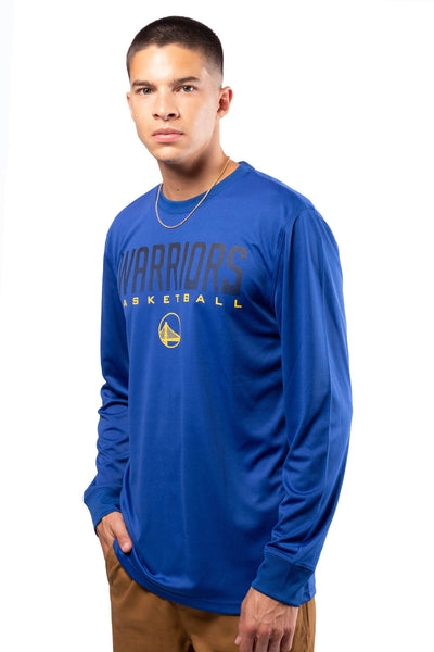 NBA Golden State Warriors Men's Long Sleeve Tee|Golden State Warriors