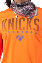 Load image into Gallery viewer, NBA New York Knicks Men's Long Sleeve Tee|New York Knicks