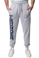 NBA Oklahoma City Thunder Men's Soft Terry Sweatpants|Oklahoma City Thunder
