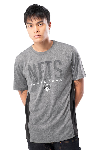 NBA Brooklyn Nets Men's Short Sleeve Tee|Brooklyn Nets