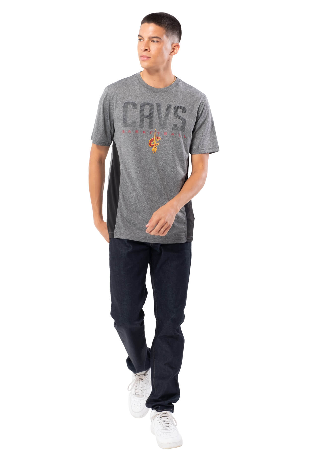 NBA Cleveland Cavaliers Men's Short Sleeve Tee|Cleveland Cavaliers
