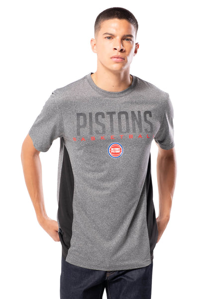 NBA Detroit Pistons Men's Short Sleeve Tee|Detroit Pistons