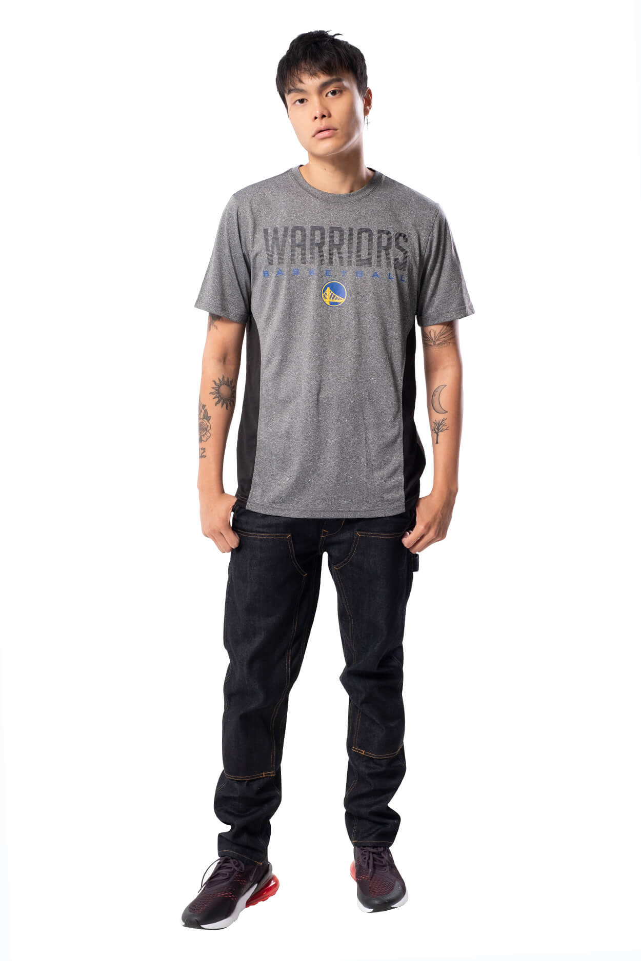 NBA Golden State Warriors Men's Short Sleeve Tee|Golden State Warriors
