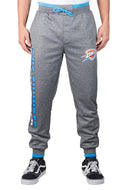 NBA Oklahoma City Thunder Men's Fleece Jogger|Oklahoma City Thunder