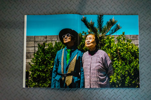 "SLVR.TETSUYA PHOTO BOOK ""ENDRESS NOTE"" Special Edition Gifted from his grandson"