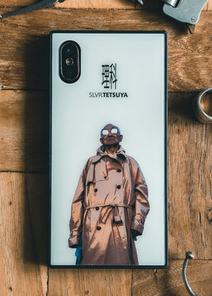 "SLVR.TETUYA iPhone Case (X/XS) ""理科"""