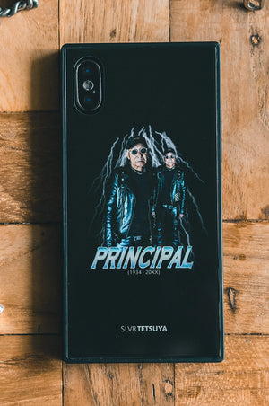 "SLVR.TETUYA iPhone Case (X/XS) ""PRINCIPAL"""