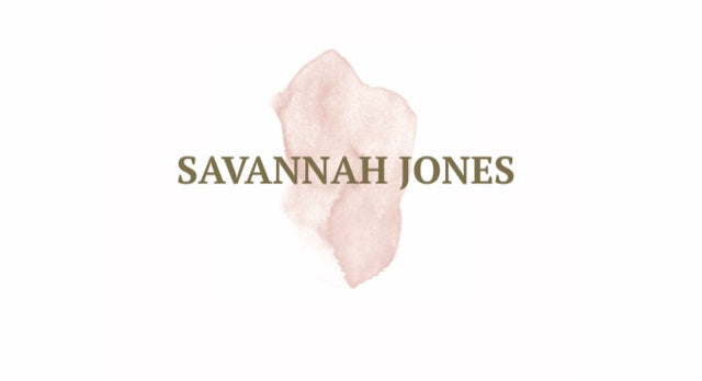 Savannah jones jewellery