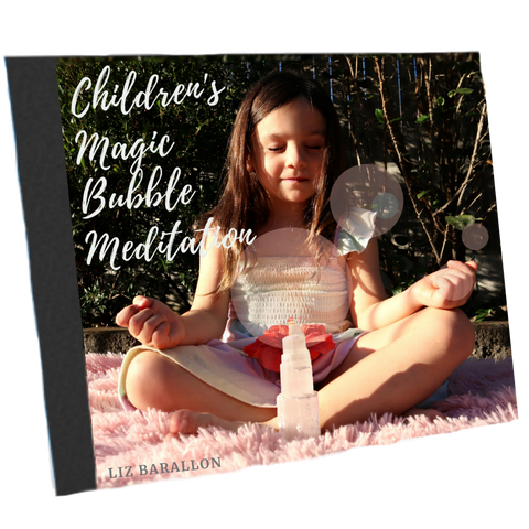 Children's Magic Bubble Meditation