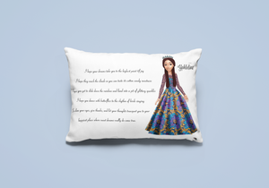 Princess Yahlelina Satin Pillowcase