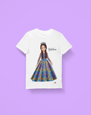 Princess Yahlelina Short Sleeve t-shirt