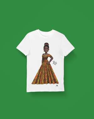 Princess Zuri Short Sleeve t-shirt