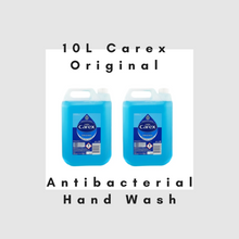 Load image into Gallery viewer, 2 x 5 Litre Carex Original Antibacterial Hand wash (10L)