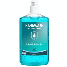 Load image into Gallery viewer, 3 x 500ml Antibacterial Hand Wash - Vector