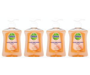 SOLD OUT 4 x Dettol Hand Wash Soap - Best Selling