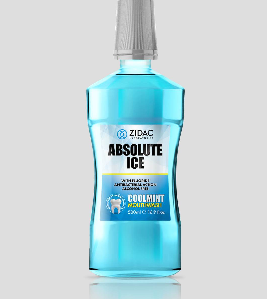 3 x 500ml Coolmint Mouthwash