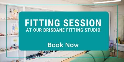 Book a Shoe Fitting in Brisbane