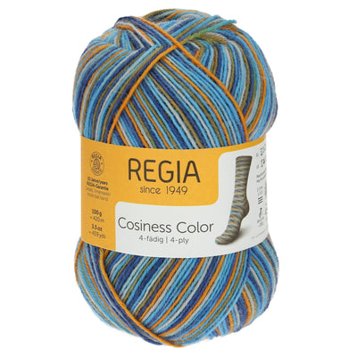 REGIA 4-fädig Color - Delightful 100g