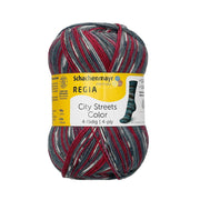 REGIA 4-fädig Color - Riverdale 100g