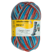 REGIA 4-fädig Color Design Line by ARNE & CARLOS - Banak 100g