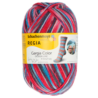 REGIA 4-fädig Color Design Line by ARNE & CARLOS - Tana 100g