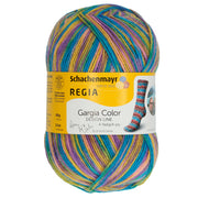 REGIA 4-fädig Color Design Line by ARNE & CARLOS - Jotka 100g