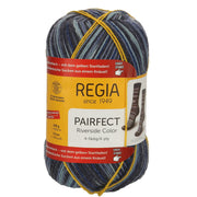 REGIA 4-fädig Color - PAIRFECT - Pier 100g