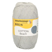 REGIA Cotton Uni - Stone 100g