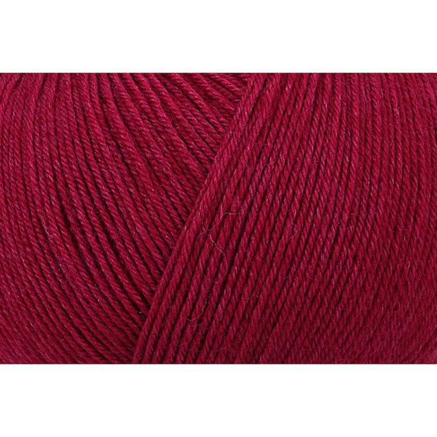 REGIA 4-fädig PREMIUM Silk Rose Red 100g