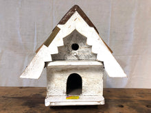 Load image into Gallery viewer, Small Wooden Birdhouse