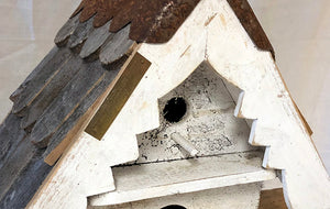 Small Wooden Birdhouse