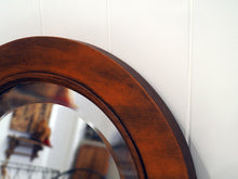 Load image into Gallery viewer, Wooden Arch Mirror