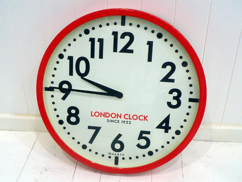 Clock by London Clock Co.